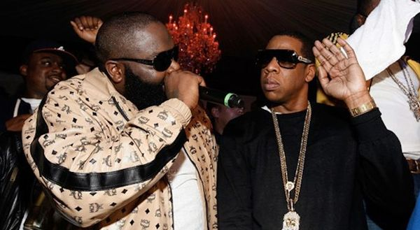 Rick Ross Disappointed In Timbaland For Releasing Tink's Version Of 'Movin' Bass'