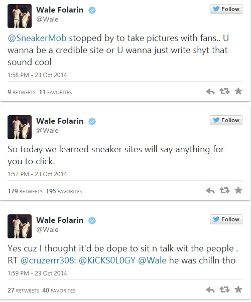 Wale Sneaker