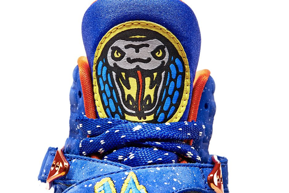 """Air Jordan 8 """"Doernbecher"""" 2"""