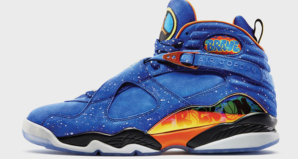 "The Air Jordan 8 Retro ""Doernbecher"""