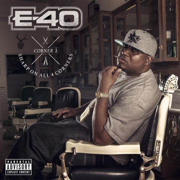 E-40 Gives Us The Track Listing For 'Sharp On All 4 Corners Vol. 1 & 2'