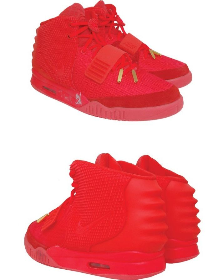 Kanye Red October 1