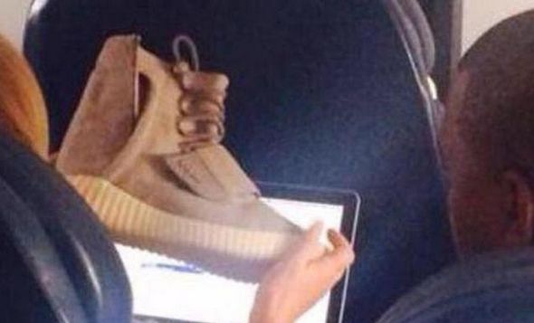 Kanye x adidas Yeezi
