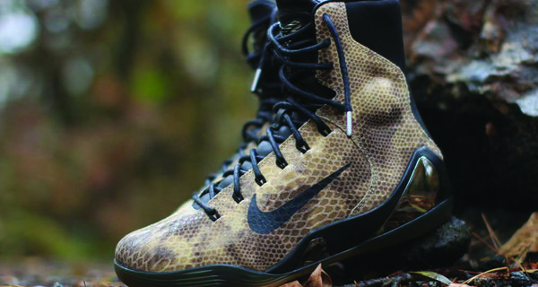 Kobe 9 High EXT 'Snakeskin'