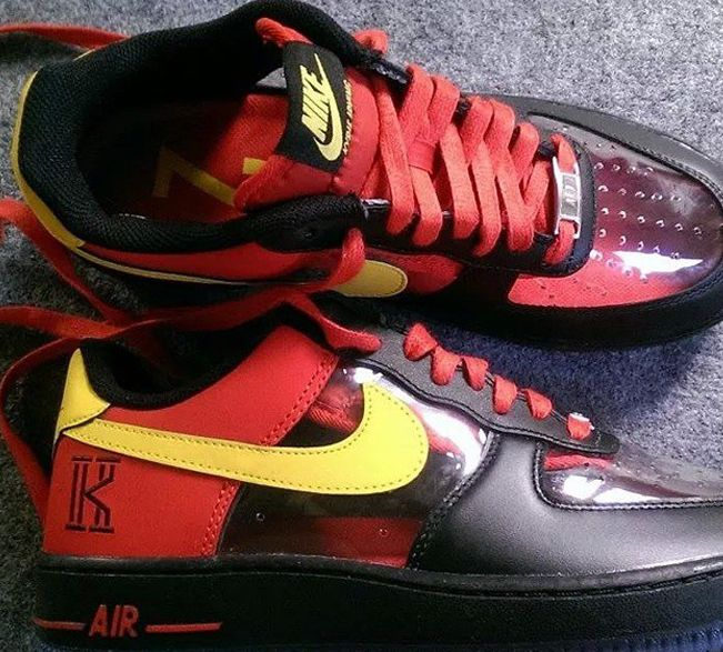Kyrie Irving Air Force 1