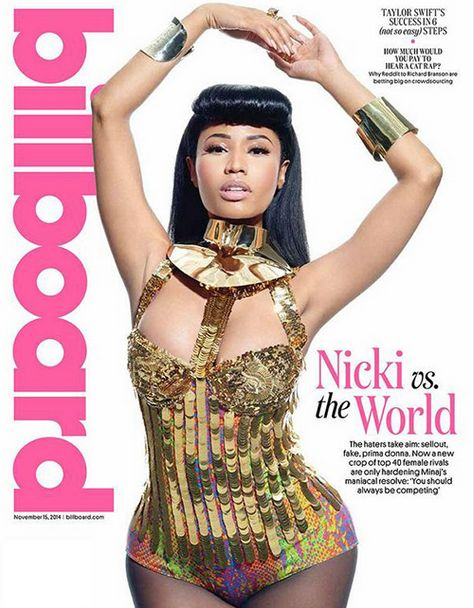 Nicki Billboard