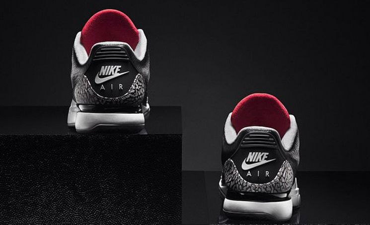 Nike Black Cement 1