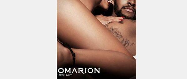 Omarion 'Sex Playlist' Album Cover