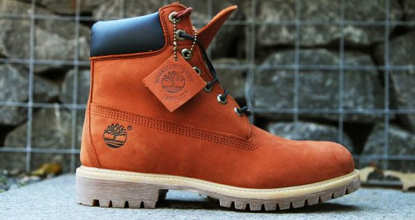 VILLA x Timberland 'Sweet Potato' 6� Boot