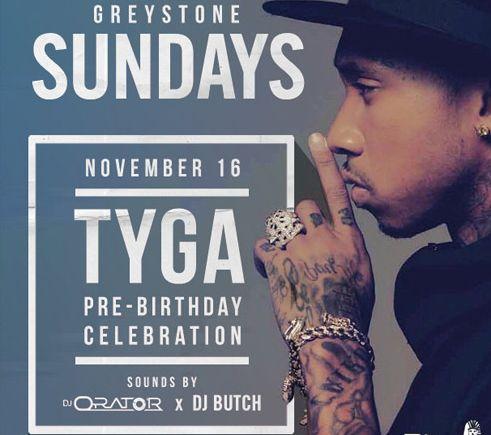 Tyga Greystone
