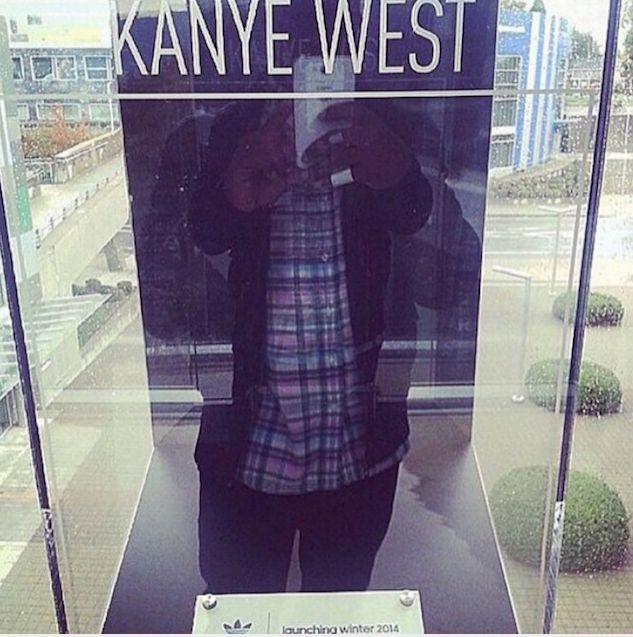 West Adidas