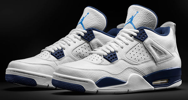 Air Jordan 4 'Columbia' Remastered Collection