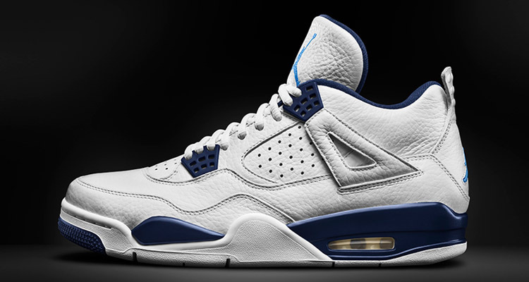 "Air Jordan 4 ""Columbia"" Remastered Collection"