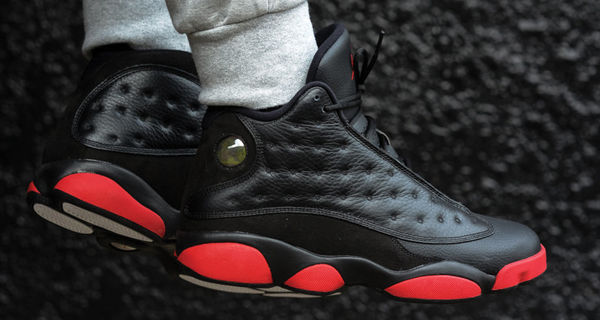 Air Jordan 13 'Black/Gym Red'