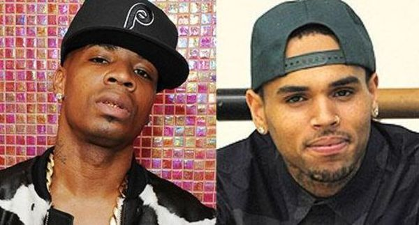 Chris Brown And Plies Go At It On Twitter