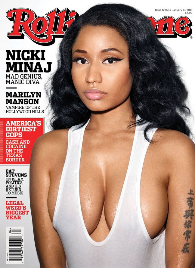 High res Nicki