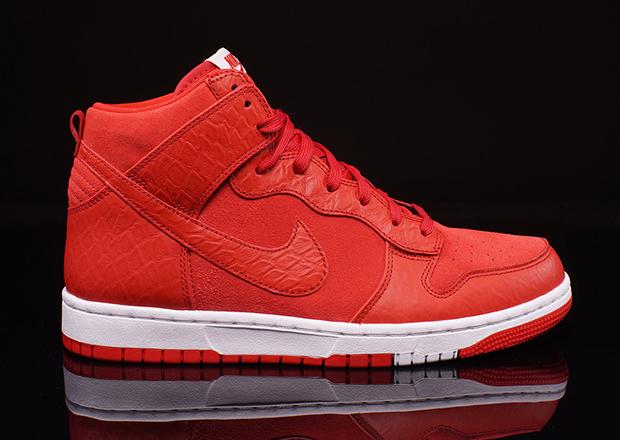 "Nike Dunk High CMFT ""Python"""