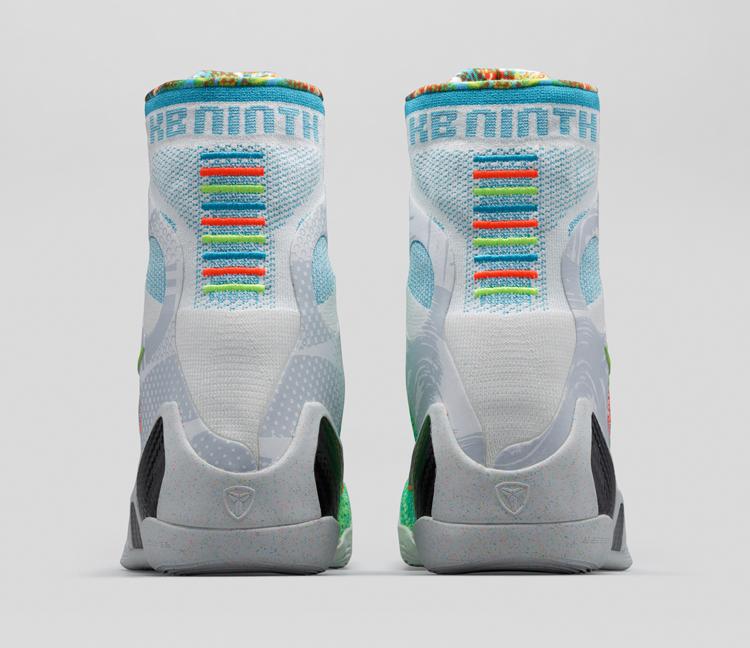 """Nike Kobe 9 Elite """"What The"""""""