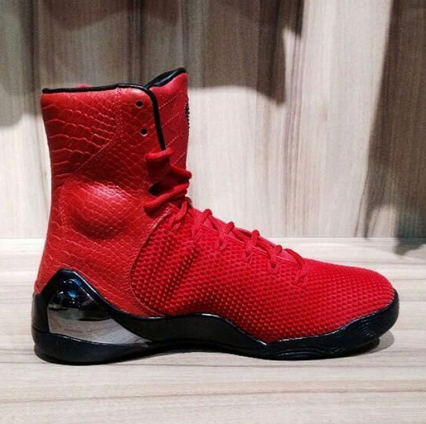 "Nike Kobe 9 EXT ""KRM"""