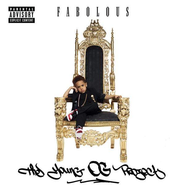Fabolous' The Young OG Project Album Cover