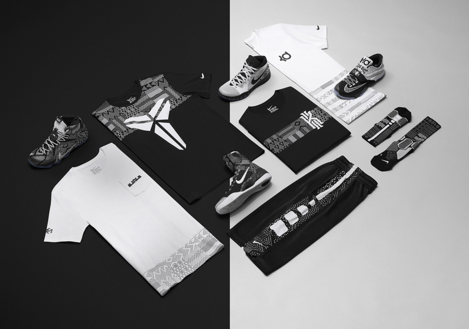 Nike 2015 BHM Collection