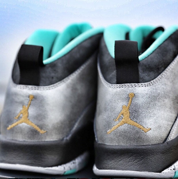 "Air Jordan 10 ""Lady Liberty"""