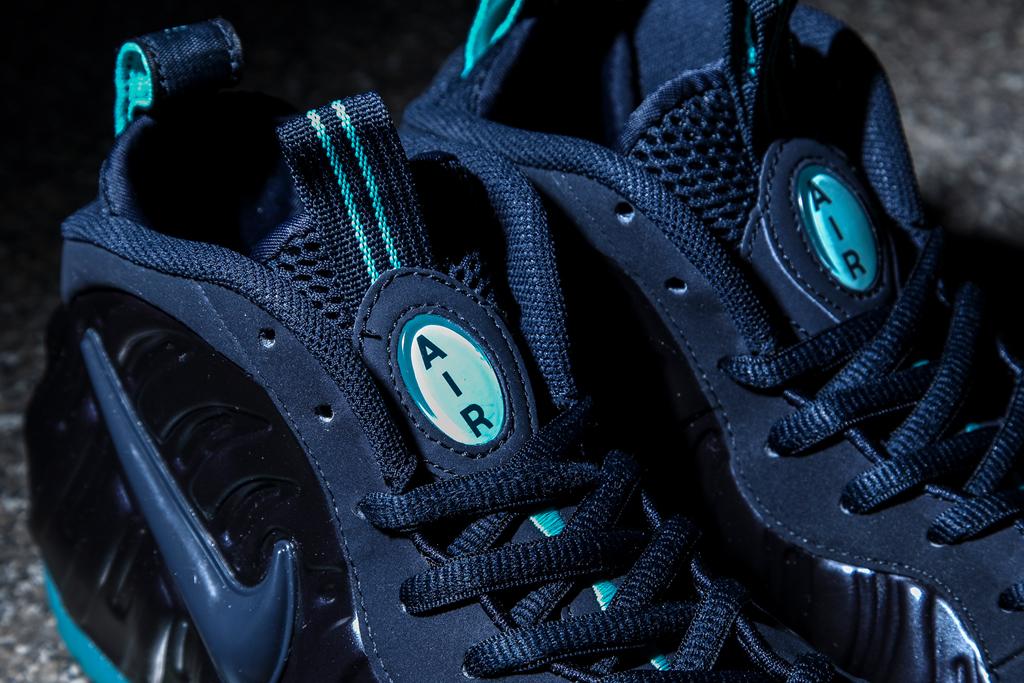 "Nike Air Foamposite 1 ""Blue Aquamarine"""