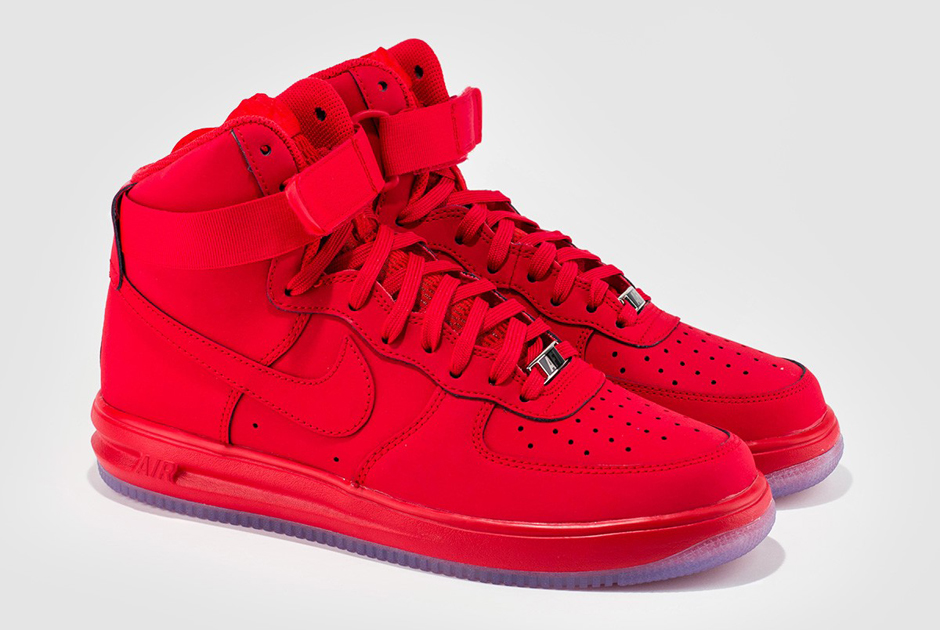 "Nike Sportswear Lunar Force 1 Hi ""University Red"""