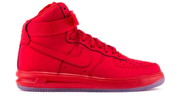 Nike Sportswear Lunar Force Hi 'University Red'