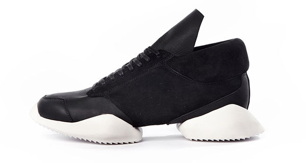Rick Owens X Adidas 2015 Fall/Winter Collection