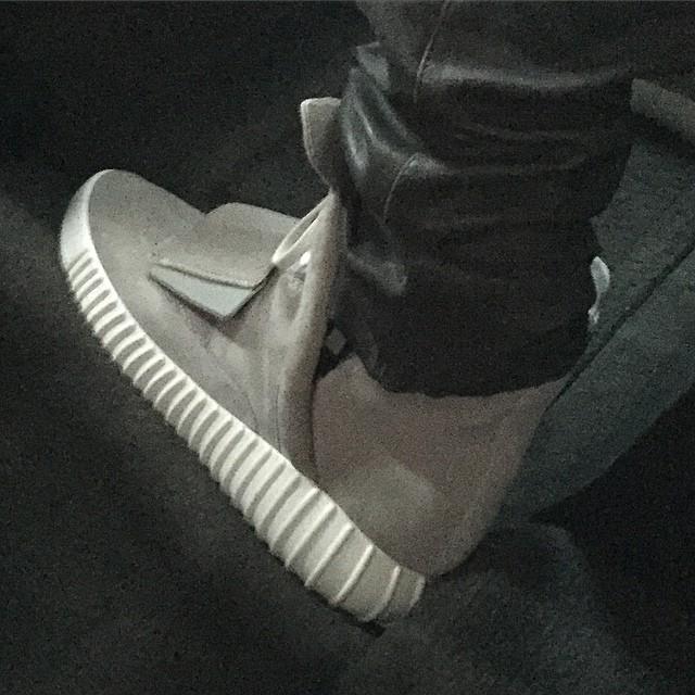 adidas Yeezy 750 Boost Revealed