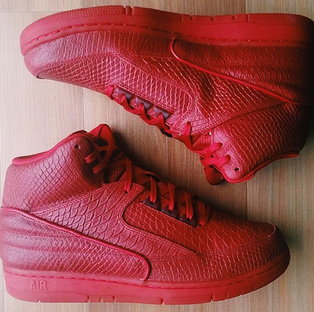 Nike Air Pythons – Spring 2015 Release