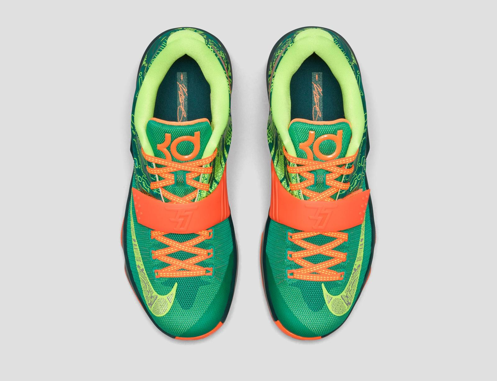 "KD7 ""Weatherman"" Official Images"