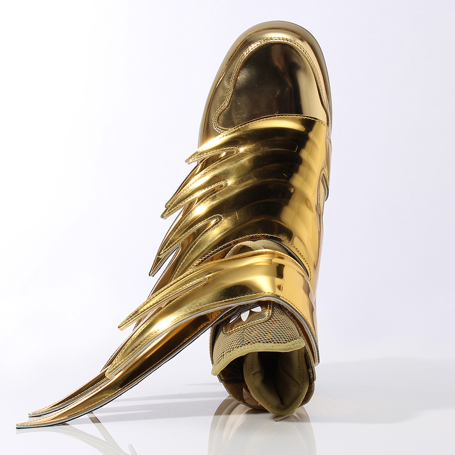 Jeremy Scott x adidas Originals JS Wings 3.0 Gold