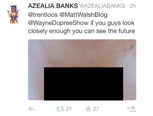 Banks Vagina