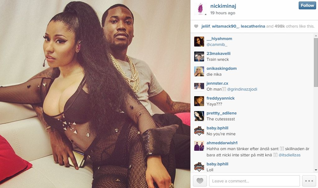 Nicki Meek Instagram 1