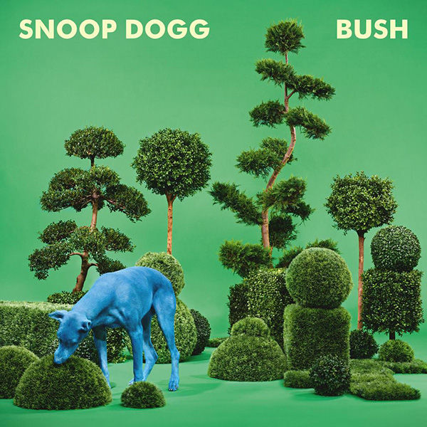 Snoop Dogg's 'Bush' Features Stevie Wonder, Kendrick Lamar, Rick Ross & More