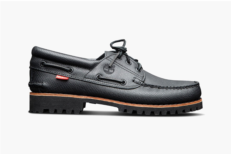 """Timberland 2015 """"Helcor Leather Exotics"""" Collection"""