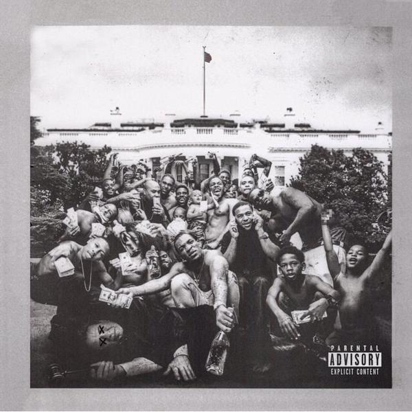 Kendrick Lamar Drops Album Cover & Title