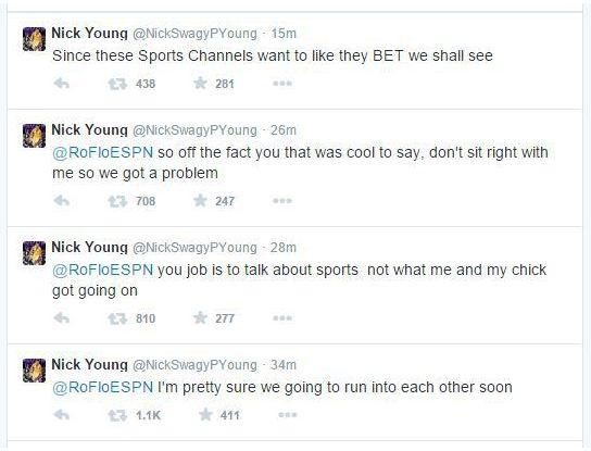 Young tweet