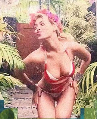 Beyonce thirst 3