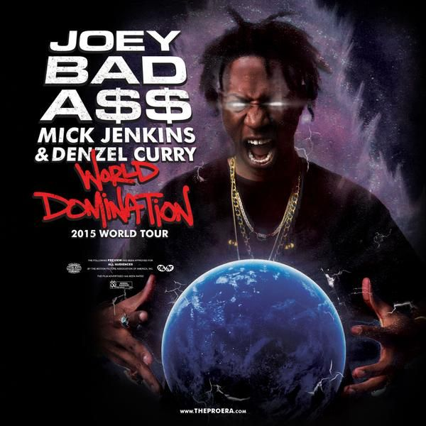 Joey Bada$$ Announces 'World Domination' Tour