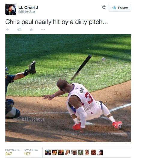 Chris Paul meme 1