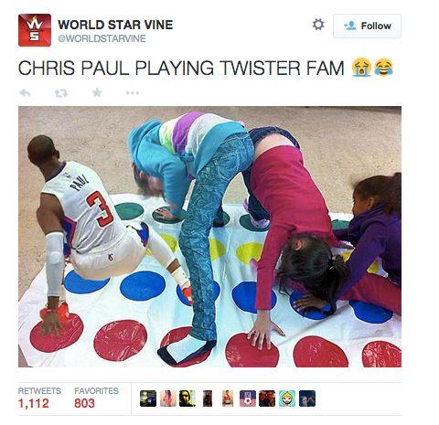 Chris Paul meme