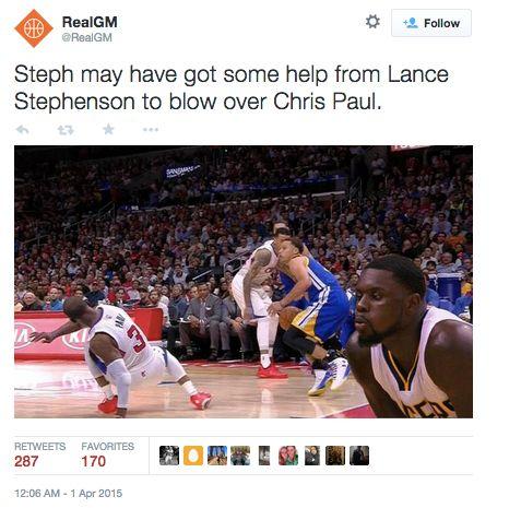 Chris Paul meme 2