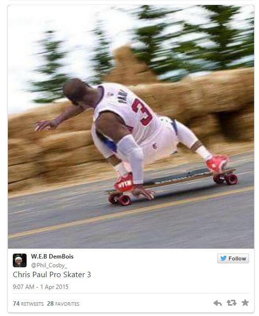Chris Paul meme 6