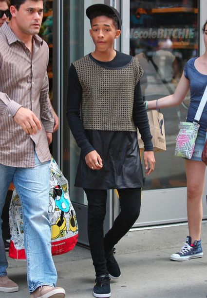 Jaden Smith dress 1