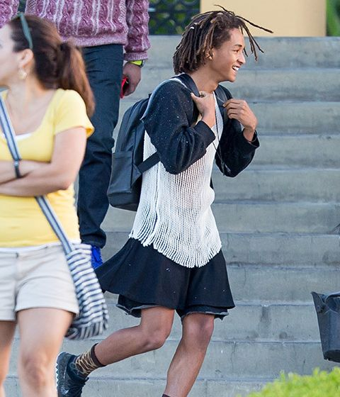 Jaden Smith dress