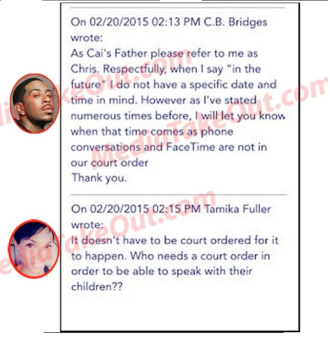 Ludacris custody emails 2