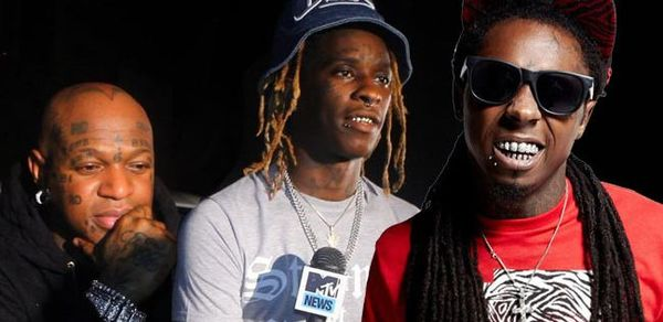Young Thug Isn't Signed With Birdman; Continues To Troll Lil Wayne